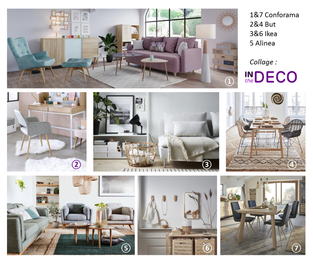 scandicraft in the deco